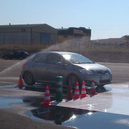 Conducción en situaciones de riesgo